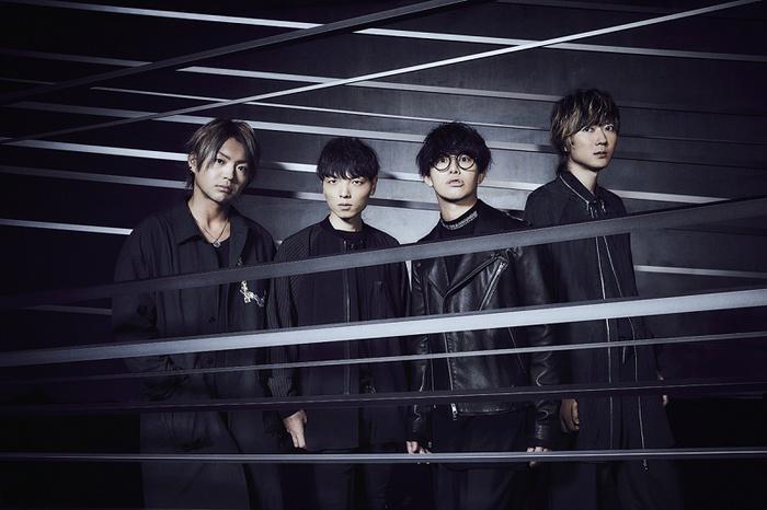 BLUE ENCOUNT、11/21リリースのニュー・シングル『FREEDOM』ジャケット&新アーティスト写真公開!