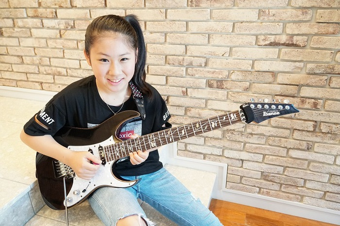13歳のギター・ヒロイン Li-sa-X、10/24リリースの1stフル・アルバム『WILL』より「Little Wings feat. YOYO」先行配信スタート!プレイ動画も公開!
