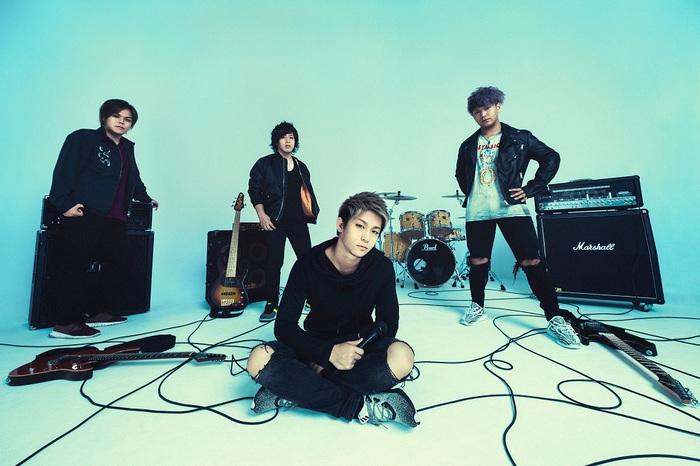 大阪発ロック・バンド Pulse Factory、11/21リリースの2ndミニ・アルバム『Cloud Options』よりリード曲「神様仏様如何様」MV公開!