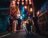 "Dragon AshのHIROKI(Gt)らによる新バンド""ROS""、明日10/10リリースの新作より「BURST ATTACK」MV公開!ツアー・ゲストにPRAISE、NYFら決定!"