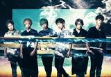 UVERworld、11/7リリースの両A面シングル『GOOD and EVIL / EDENへ』最新ヴィジュアル公開!