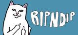 """RIPNDIP(リップンディップ)から刺繍で施した""""Eat Me""""と猫のグラフィックが注目のデニムJKTをはじめ総柄パーカーやカモ柄セーターなどが新入荷!"""