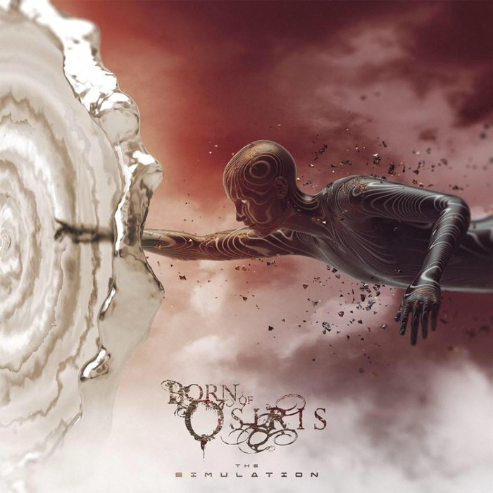 BORN OF OSIRIS、来年1/11にニュー・アルバム『The Simulation』リリース決定!新曲「The Accursed」MV公開!