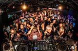 昨日11/10開催の東京激ロックDJパーティー・ナイトタイム@渋谷THE GAME、大盛況にて終了!次回は12/8渋谷THE GAMEにてクリスマスSPとしてデイタイム開催!