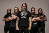 ヴァイキング・メタルの重鎮 AMON AMARTH、11/16リリースのライヴ作品より「Raise Your Horns」ライヴ映像公開!
