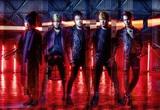 "Crossfaith、最新アルバム『EX_MACHINA』よりツアー""NITROPOLIS""のライヴ映像を使用した「Destroy (feat. Ho99o9)」MV公開!"