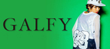 GALFY (ガルフィー)を大特集!定番キャラクターを大胆に配したボア・パーカーをはじめ色彩豊かな総柄ロンTやサコッシュなど新作続々入荷中!