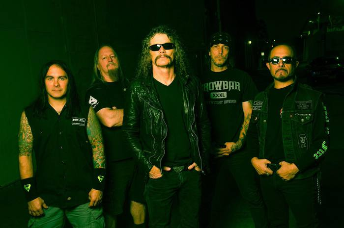 OVERKILL、2/22にニュー・アルバム『The Wings Of War』リリース決定!