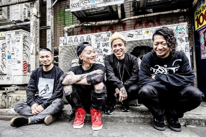 "ROACH、来年2/2に渋谷RUBY ROOMにてワンマン・ライヴ""ROACH ONE MAN SHOW OKINAWA CHAOS 2019""開催決定!"