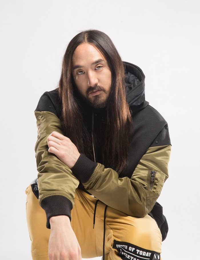 Steve Aoki、ニュー・アルバム『Neon Future Part.3』収録曲「Waste It On Me (Feat. BTS)」Joe Hahn(LINKIN PARK)が監督務めたMV公開!12月に来日も!