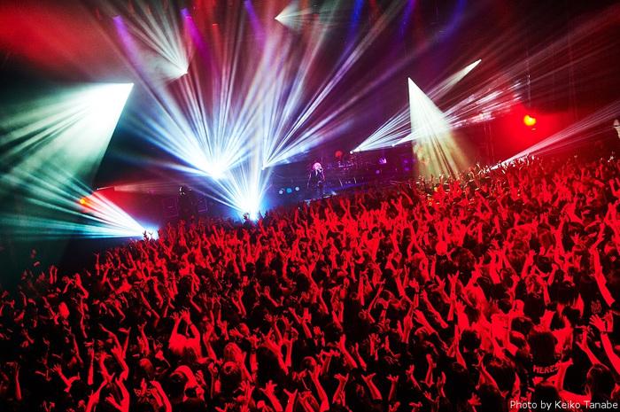 the GazettE、2月より全15公演に及ぶ前代未聞のライヴハウス・ツアー開催決定!