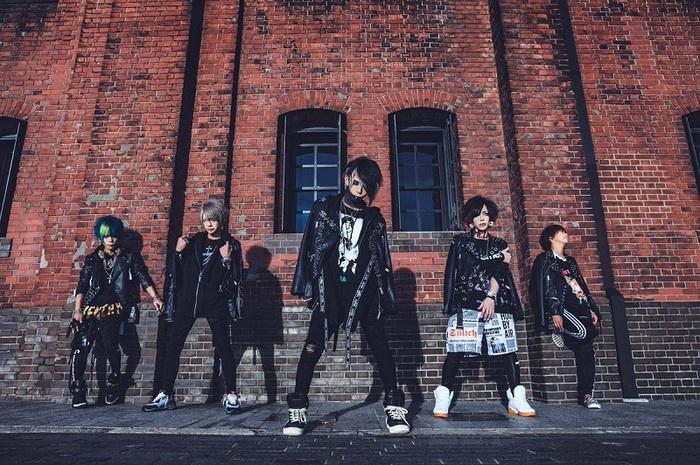 マルチな表現を展開するヴィジュアル系バンド TRNTY D:CODE、11/28リリースのニュー・シングルより表題曲「[HELL]hound.」MV公開!