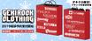 【本日23:59迄!】ゲキクロ福袋2019予約受付中!今年は1万、3万円福袋に加えMISHKA、Zephyren、Subcietyなど13ブランドのオリジナル福袋が登場!