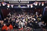 昨日12/9開催の大阪激ロックDJパーティー@心斎橋DROP、大盛況にて終了!次回2/23、ファイナル公演!