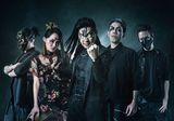 来年2月に来日する台湾発のメタル・バンド CHTHONIC、ニュー・アルバム『Battlefields Of Asura』より「Taste The Black Tears」リリック・ビデオ公開!