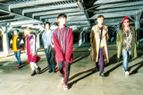 FABLED NUMBER、来年1/23リリースのニュー・アルバム『Millionaire』よりリード曲「Up All Night」MV公開!