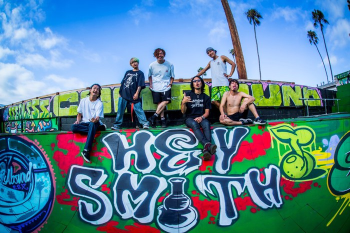 "HEY-SMITH、""Life In The Sun TOUR""2月公演対バンにロットン、The BONEZ、ブルエン、SHIMA、OVER ARM THROWら決定!"
