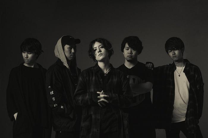 男女ツイン・スクリーマー・バンド mildrage、12/19リリースのデビュー・ミニ・アルバム『INSIDE』より「hatelove」MV公開!