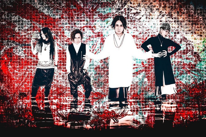 "Cazqui(ex-NOCTURNAL BLOODLUST)らによる新バンド""猫曼珠-nekomanju-""始動!1stシングル・ティーザー公開!来年2/2渋谷STREAM HALLにて初ライヴも!"