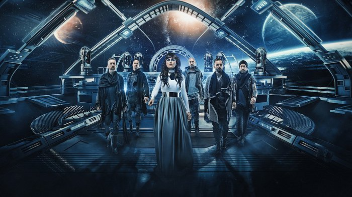 WITHIN TEMPTATION、12/14リリースのニュー・アルバム『Resist』よりAnders Fridén(IN FLAMES)をフィーチャーした「Raise Your Banner (feat. Anders Fridén) 」MV公開!