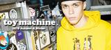 TOY MACHINE(トイ・マシーン)を大特集!TURTLE HEADのワッペンを施したMA-1をはじめMONSTERロゴのパーカーやロンTなど新作続々入荷中!