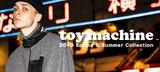 TOY MACHINE(トイ・マシーン)からトレンドのハーフZIPを採用したパーカーやスウェットなどが新入荷!
