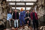 台湾の5人組女性ヴォーカル・エモーショナル・パンク・バンド GO GO RISE、ミニ・アルバム『跨越 -Crossover-』3/6リリース決定!来日ツアー開催も!