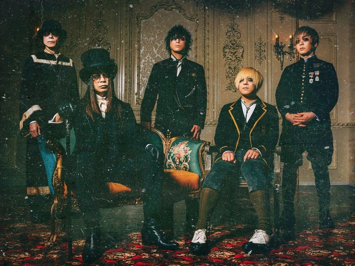MUCC、2/13リリースのニュー・コンセプト・アルバム『壊れたピアノとリビングデッド』ティーザー映像公開!
