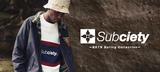"""Subciety (サブサエティ)から""""Primal""""ロゴを刺繍で施したパーカーや爽やかなサーフ・チェックL/Sシャツなどが新入荷!"""