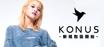 KONUS、新規取扱開始&Gluttonous Slaughter(グラトナス・スローター)からはインパクト抜群なロゴを配したパーカーやロンTなどが登場!