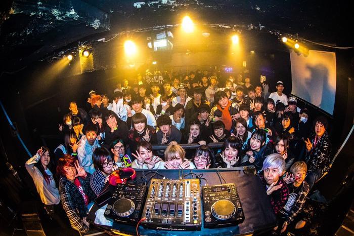 とも(ヒスパニ)、SPARK SPEAKER、969ゲスト出演した2/3開催の名古屋激ロックDJパーティー@今池3STAR、大盛況にて終了!次回は4/14開催!