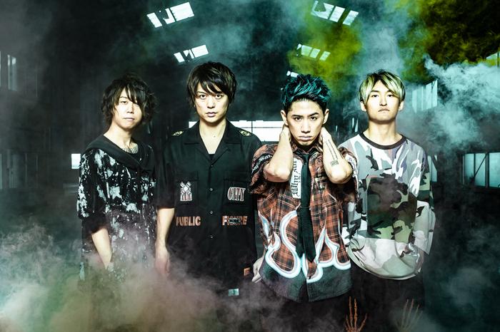 ONE OK ROCK、5月よりニュー・アルバム『Eye of the Storm』を引っ提げヨーロッパ・ツアー開催決定!