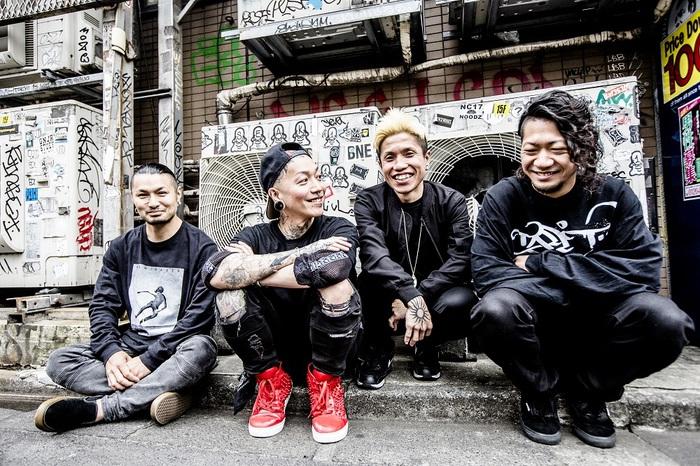 ROACH、6月に東京、大阪、沖縄を回るリリース・ツアー開催決定!