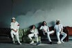 The BONEZ、Zepp Tokyo公演での「Leaf」ライヴMV公開!