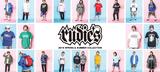 RUDIE'S(ルーディーズ)からフロントのブランド・ロゴが注目のロンTやキャップ、ANIMALIA(アニマリア)からはオーバーオールなどが新入荷!