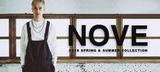 """NOVE (ノーヴェ)からMasato (coldrain)ディレクションによるブランド""""OVER(ALL)""""とのコラボ・アイテム、RUDIE'S(ルーディーズ)からはTシャツなどが登場!"""