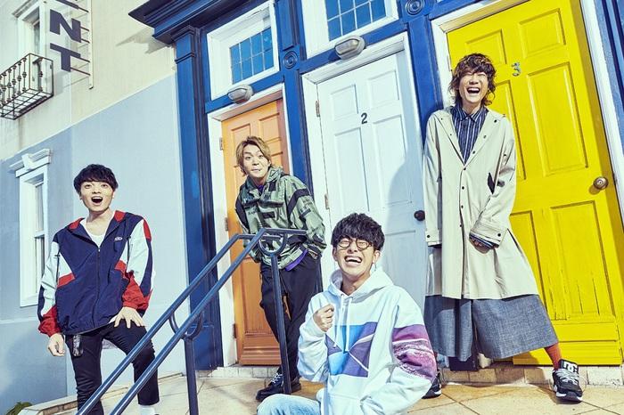 BLUE ENCOUNT、6/5にニュー・ミニ・アルバム『SICK(S)』リリース決定!新アー写も公開!