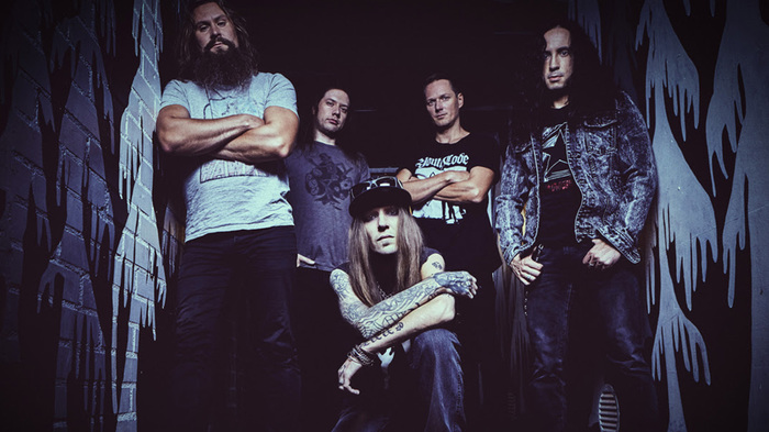 CHILDREN OF BODOM、ニュー・アルバム『Hexed』より「Hecate's Nightmare」リリック・ビデオ公開!