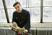 """Frank Iero(ex-MY CHEMICAL ROMANCE)、新たな名義""""FRANK IERO AND THE FUTURE VIOLENTS""""で5月にニュー・アルバム『Barriers』リリース!「Young And Doomed」MV公開!"""