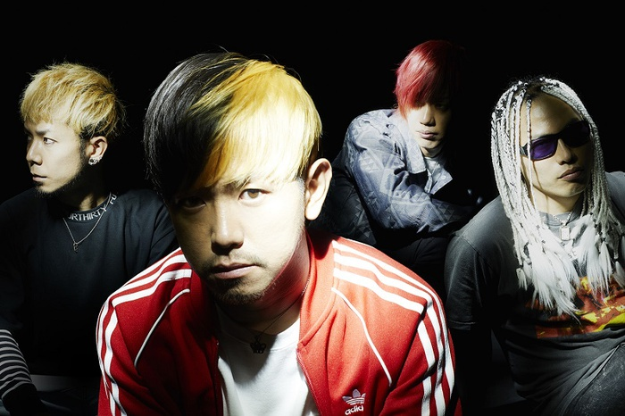 "KNOCK OUT MONKEY、全国ツアー""BACK TO THE MIXTURE Part II""ファイナル東名阪公演ゲストにa crowd of rebellion、NOISEMAKER、tricot決定!"