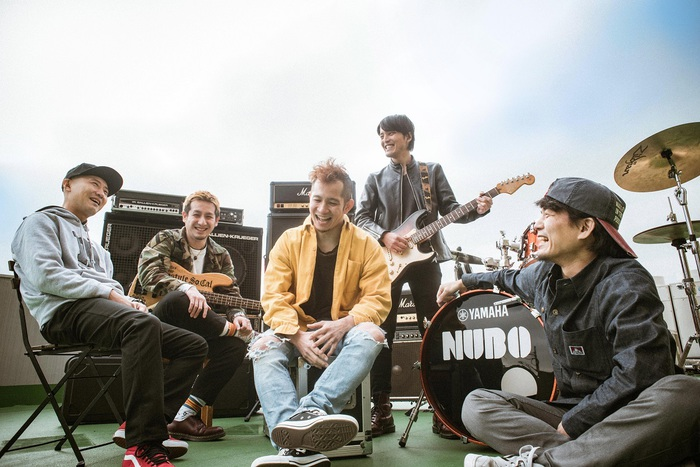 NUBO、4/12に3年ぶりのニュー・シングル『THREE TWO』配信リリース決定!表題曲MV(Short Ver.)も公開!