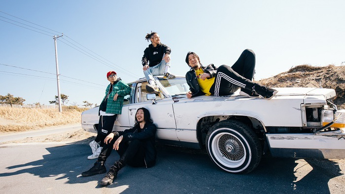 The BONEZ、本日3/27リリースのライヴDVD『The BONEZ TOUR WOKE ENCORE @Zepp Tokyo』ダイジェスト映像公開!オンデマンド配信もスタート!
