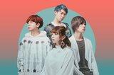 The Winking Owl、2ndフル・アルバム・リリース決定!Ranmalu(Ba)復帰&新アー写公開も!