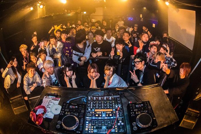昨日4/14開催の名古屋激ロックDJパーティー@今池3STAR、大盛況にて終了!次回は7/21開催!