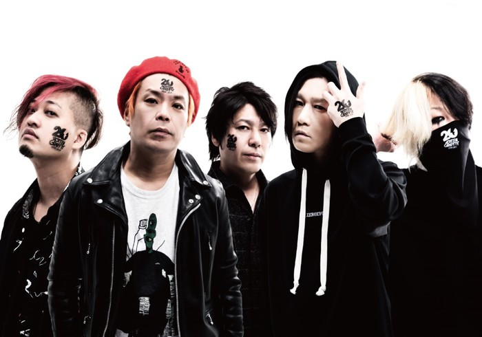 """ROTTENGRAFFTY、全国ツアー""""20th Anniversary Beginning of the Story""""ゲスト第2弾にdustbox、04 Limited Sazabys、Crystal Lakeら決定!"""