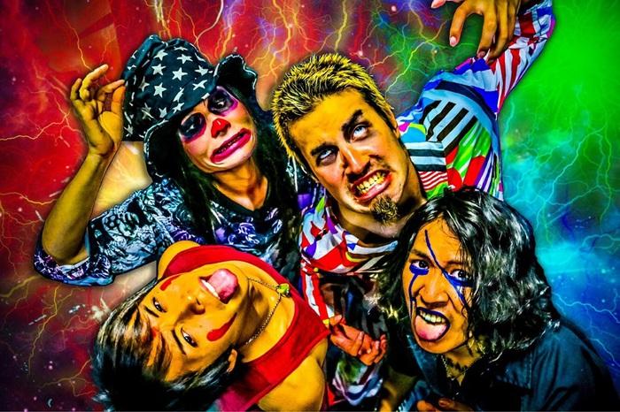 """超個性派ド変態ロック・バンド Ailiph Doepa、7/24無料のニュー・アルバム『We made this』リリース決定!同日渋谷O-WESTにて""""CD強制付与GIG""""開催も!"""