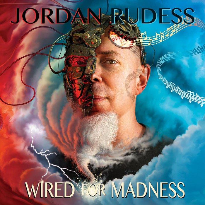 DREAM THEATERのキーボーディスト Jordan Rudess、明日4/19リリースのニュー・ソロ・アルバム『Wired For Madness』トレーラー公開!