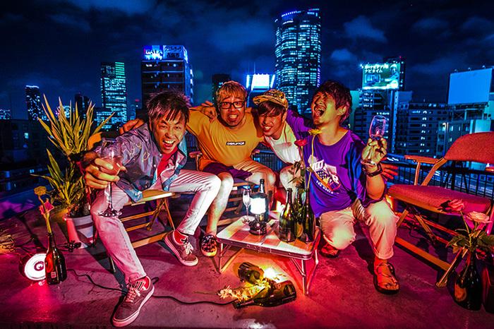 "PAN、7月より新体制初ツアー""ヘイジツーマン2019 ~本気灼熱スーパーめっちゃバトル!~""開催決定!"
