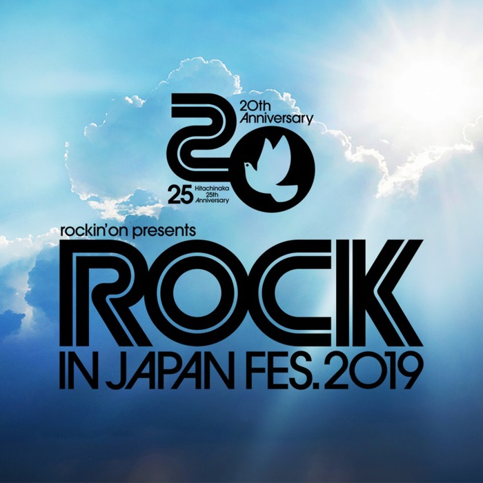 """ROCK IN JAPAN FESTIVAL 2019""、第2弾出演者にロットン、dustbox、G4N、locofrankら27組決定!"