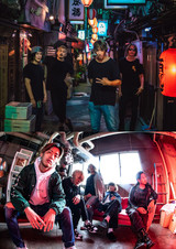 "ROS、6月開催の全国ショート・ツアー""BANDITS' SHELLING""全公演にPRAISEがゲスト出演決定!"